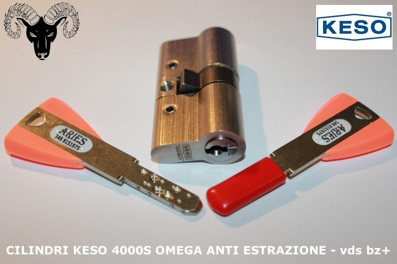 cilindri-keso-4000-s-omega-inox-anti-estrazione